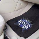 NBA- Sacramento Kings Carpeted Floor mats Front
