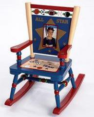 Levels of Discovery All Star Sports Mini Rocker