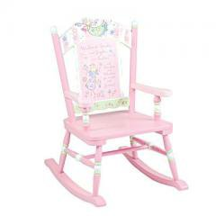 Levels of Discovery  Fairy Wishes Rocker Chair