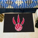 "NBA-Toronto Raptors 19""x30"" carpeted bed mat"