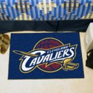"""NBA-Cleveland Cavaliers 19""""x30"""" carpeted bed mat"""