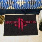 "NBA-Houston Rockets 19""x30"" carpeted bed mat"