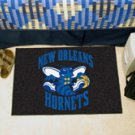 "NBA-New Orleans Hornets 19""x30"" carpeted bed mat"
