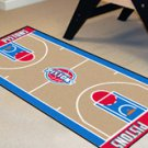"NBA-Detroit Pistons 24""x44"" Court Runner Rug"