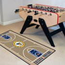 "NBA-Indiana Pacers 24""x44"" Court Runner Rug"