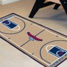 """NBA-Atlanta Hawks 24""""x44"""" Court Runner Rug"""