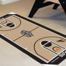 "NBA-San Antonio Spurs 24""x44"" Court Runner Rug"