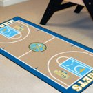 "NBA-Denver Nuggets 24""x44"" Court Runner Rug"