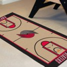 "NBA-Portland Trail Blazers 24""x44"" Court Runner Rug"