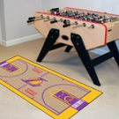 "NBA-Los Angeles Lakers 24""x44"" Court Runner Rug"