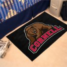 "Cornell University  19""x30"" carpeted bed mat/door mat"