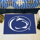 "Penn State University PSU 19""x30"" carpeted bed mat/door mat"