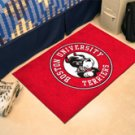 "Boston University 19""x30"" carpeted bed mat/door mat"