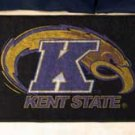"Kent State University 19""x30"" carpeted bed mat/door mat"