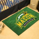 "George Mason University Patriots 19""x30"" carpeted bed mat/door mat"