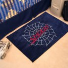 "University of Richmond Spiders 19""x30"" carpeted bed mat/door mat"