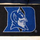 "Duke University 19""x30"" carpeted bed mat/door mat"