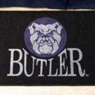 """Butler University 19""""x30"""" carpeted bed mat/door mat"""