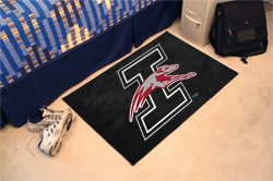 "University of Indianapolis 19""x30"" carpeted bed mat/door mat"