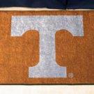 "University of Tennessee 19""x30"" carpeted bed mat/door mat"
