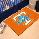 "Tennessee Lady Volunteers 19""x30"" carpeted bed mat/door mat"