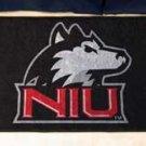 """Northern Illinois University NIU 19""""x30"""" carpeted bed mat/door mat"""