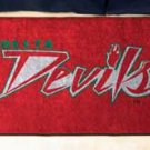 "Mississippi Valley State University Devils 19""x30"" carpeted bed mat/door mat"