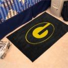 "Grambling State University 19""x30"" carpeted bed mat/door mat"
