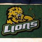 """Southeastern Louisiana Lions 19""""x30"""" carpeted bed mat/door mat"""