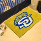 "Southern University SU 19""x30"" carpeted bed mat/door mat"