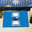 "Texas A&M University Corpus Christi 19""x30"" carpeted bed mat/door mat"