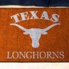"University of Texas Longhorns 19""x30"" carpeted bed mat/door mat"