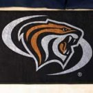 "University of The Pacific 19""x30"" carpeted bed mat/door mat"