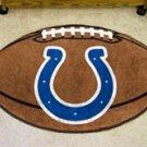 "NFL-Indianapolis Colts 22""x35"" Football Shape Area Rug"