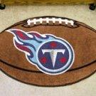 "NFL-Tennessee Titans 22""x35"" Football Shape Area Rug"