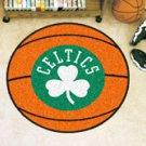 "NBA-Boston Celtics 29"" Round Basketball Rug"