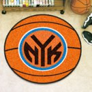 "NBA-New York Knicks 29"" Round Basketball Rug"