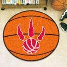 """NBA-Toronto Raptors 29"""" Round Basketball Rug"""