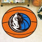 "NBA-Dallas Mavericks 29"" Round Basketball Rug"