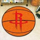 "NBA-Houston Rockets 29"" Round Basketball Rug"