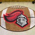 "Rutgers University 22""x35"" Football Shape Area Rug"
