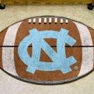 "UNC University of North Carolina Chapel Hill 22""x35"" Football Shape Area Rug"