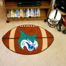 "Georgia College & State University Bobcats 22""x35"" Football Shape Area Rug"