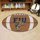 "Florida International University FIU 22""x35"" Football Shape Area Rug"