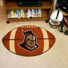 """University of Central Florida UCF Knights 22""""x35"""" Football Shape Area Rug"""