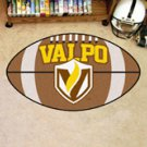 "Valparaiso University Valpo 22""x35"" Football Shape Area Rug"