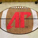 "Austin Peay State University AP  22""x35"" Football Shape Area Rug"