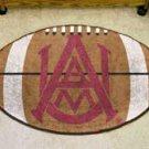 """Alabama A&M University  22""""x35"""" Football Shape Area Rug"""