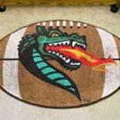 "University of Alabama at Birmingham UAB Blazers 22""x35"" Football Shape Area Rug"