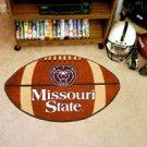 "Missouri State 22""x35"" Football Shape Area Rug"